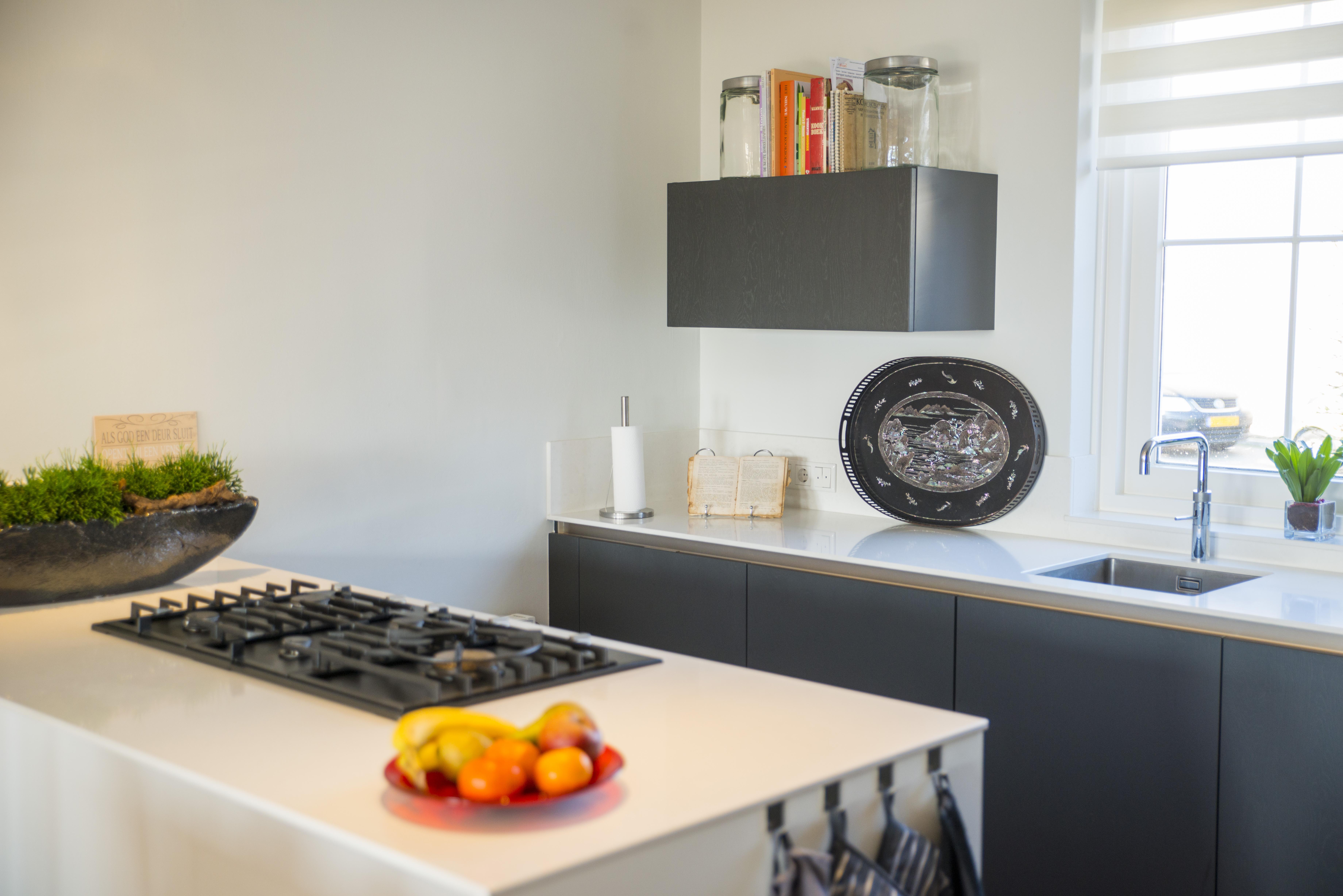 Van Manen Keukens : Deze strakke en moderne keuken heeft van manen keukens bv te
