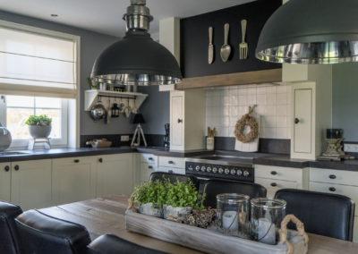 Klassieke keuken in Nieuw-Lekkerland
